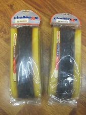 CHALLENGE GRIFO CX  WOLRD CHAMP GUM WALLED 700 x 32C CLINCHER TIRE SET (2)