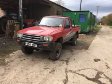 Toyota Hilux pickup single cab