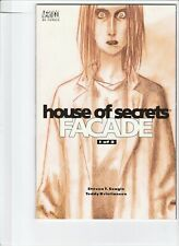 HOUSE OF SECRETS : FACADE # 1 & 2 COMPLETE SERIES!! 2001 PAINTED PRESTIGE FORMAT