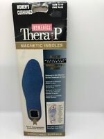 Homedics Womens TheraP Magnetic Insoles Size 5-10 - Brand New