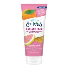 St. Ives Radiant Skin Face Scrub Pink Lemon and Mandarin Orange 6 oz