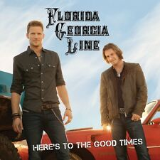 Florida Georgia Line - Here's to the Good Times [New CD]