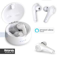 Motorola Verve Buds 500 True Wireless Earbuds W/ Amazon Voice assistant Alexa WH