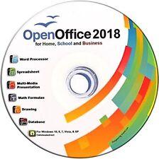 Open Office 2018 - Suite Ofimática ILIMITADA + Actualizaciones para siempre