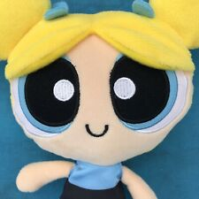 """The Powerpuff Girls Bubbles Bulle Cartoon Network Doll 9"""" Toy  Free Shipping"""