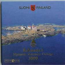 Finland BU set 2009 / 1 cent - 2 euro KMS