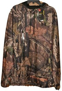 Men's Under Armour Storm Mossy Oak Camo Hunting Hoodie  279  Choose Your Size