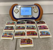 Vtech Mobigo 2 Handheld System Educational Game Working Condition With 13 Games!