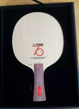 Limited Edition Products Table Tennis Racket Stiga Clipperwood 75Th