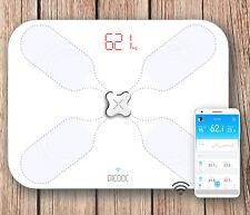 PICOOC S3 Lite - Smart Digitale Personenwaage mit App, WLAN, Körperfettwaage