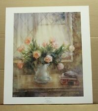 Spring Breeze by Lena Liu  Interior Floral Limited Edition Artist Proof