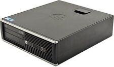 HP 8300 Elite SFF Intel Core i3-3220 3rd Generation 3.3 GHz 4 GB 250 GB