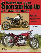Harley-Davidson Sportster Hop-Up & Customizing Guide Book~Ironhead~Evo~NEW