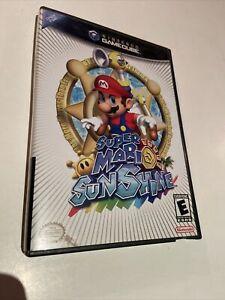 Super Mario Sunshine (GameCube, 2002) U.S Version