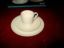 Villeroy&Boch,Vivo, 3 tlg.Kaffeeset, Serie: Voice Basic, Neuware