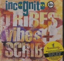 Incognito Tribes, vibes and scribes (1992) [CD]