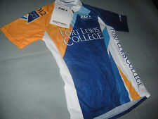 Louis Garneau WOMENS CYCLING JERSEY FORT LEWIS COLLEGE SMALL NWT