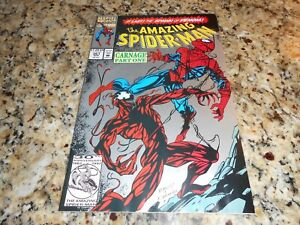AMAZING SPIDERMAN #361 VF!  2nd PRINTING  1ST APP CARNAGE! 1992