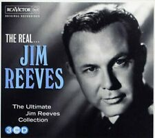 The Real... - Jim Reeves (CD) (2013)