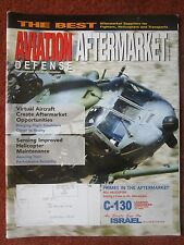 REVUE AVIATION AFTERMARKET DEFENSE VIRTUAL AIRCRAFT BELL HELICOPTER C-130 ISRAEL