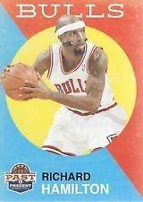 2011-12 Panini Past & Present #127 Richard Hamilton Basketball Card MINT