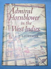 Admiral Hornblower in the West Indies by C.S. Forester 1958 HCDJ