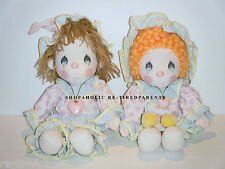 Precious Moments – Applause - Vintage 1985 - 32 Yrs Old - Clown – Donny & Peggy