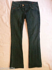 MISS ME RED Drew JPR4127 Bootcut Womens Jeans Size 26 x 30.5