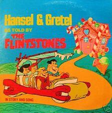 """HANSEL & GRETEL"" AS TOLD BY FLINTSTONES LP '77 EXC!!"