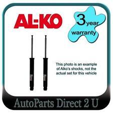 Rear pair Shocks Citroen Berlingo 1.4L Van Shock Absorbers