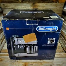 DeLonghi BC0430B Coffee Center All-in-One Espresso & Coffee Maker, 15 Bar, 1500W