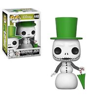 Funko - POP Disney: Nightmare Before Christmas - Snowman Jack Brand New In Box