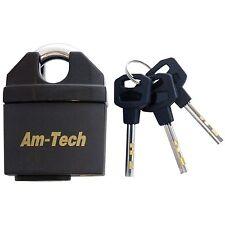 Amtech T1685 PVC Insulated Padlock 65 Mm