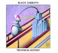 BLACK SABBATH-TECHNICAL ECSTASY NEW VINYL RECORD