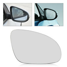 1x Door Right Side Mirror Glass Heated Holder For VW Golf  Jetta  GTI MK5 Passat