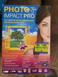 Nova Development PhotoImpact Pro 13 sealed