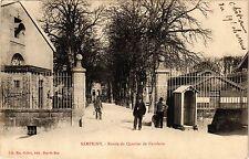 CPA Militaire, Sampigny - Entree du Quartier (277767)