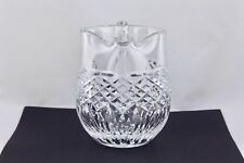 "WATERFORD CRYSTAL 6"" ICELIP PITCHER JUG - MINT"