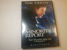 Minority Report (Dvd, 2002, 2-Disc Set, Widescreen), Tom Cruise