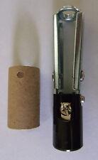 """3 1/4-4 3/4"""" Adjustable Candelabra Keyless Chandelier Lamp Holder Socket Base Ul"""