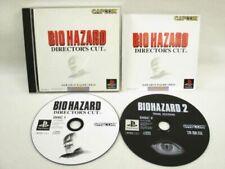 Videogiochi manuale inclusi per Sony PlayStation 1 Resident Evil