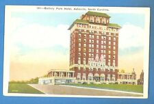 NORTH CAROLINA - ASHEVILLE, BATTERY PARK HOTEL POSTCARD 291