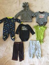 Boy's 9 Months Clothing Lot of 7 Mixed Brands