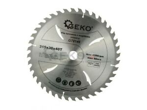 TCT Circulation Saw Blade with Holes 315x30x40T Z14