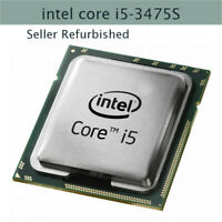 Intel Core i5-3475S 2.9 GHz Quad-Core Quad-Thread CPU Processor LGA 1155 ARMG