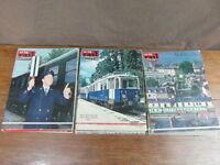Lot 9 REVUES LA VIE DU RAIL ANNEE 1963 SNCF CHEMIN DE FER CHEMINOTS