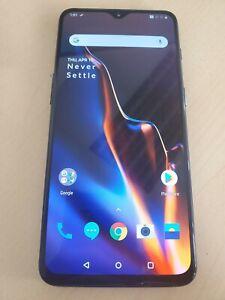 OnePlus 6T Mirrored Black 128GB Grade A Dual Sim Smartphone UK SELLER