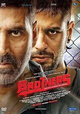 BROTHERS (2015) AKSHAY KUMAR, SIDDHARTH MALHOTRA, JACKIE - BOLLYWOOD DVD