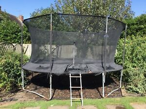 14ft TP 252 Genius Round Trampoline Instructions Spring Tool  Power Washed