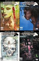 Do Androids Dream of Electric Sheep? #2-4 (2009-2011) Boom Comics - 4 Comics